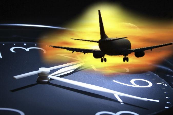 توقف زمان راز هواپیمای ناپدیدشده