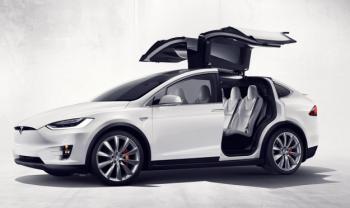 اتومبیل تسلا مدل ایکس
