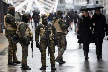 بروکسل، حمله تروریستی