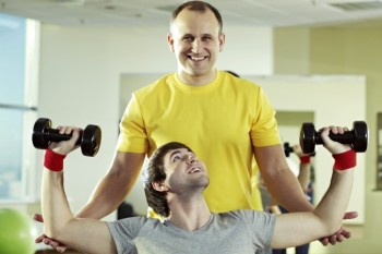 ورزش، وزنه برداری، کار با وزنه