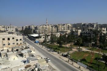 حلب سوریه آتش بس