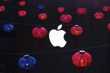 فروش اپل به چین
