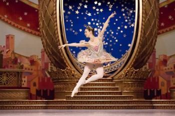 nutcracker, ballet