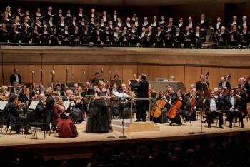 کنسرت موسیقی کلاسیک Handel:Messiah . از 18 تا 23 دسامبر (Photo Credit: Malcolm Cook )