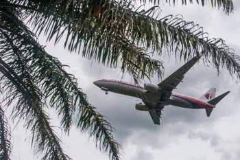 پرواز MH370 مالزی بویینگ 777 گم شده