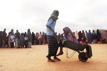 مرگ بر اثر فقر و گرسنگی در سومالی