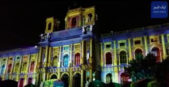 جشن نور در وین اتریش