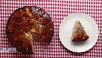 ویدئوی طرز تهیه کیک سیب