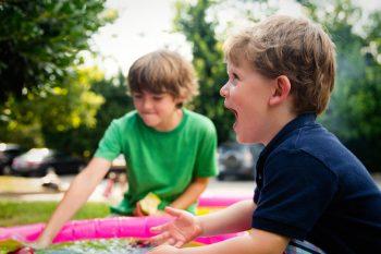 بچه های 3 تا 7 ساله چگونهرفتار درست و غلط را تشخیص می دهند؟