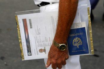 دریافت ویزای آمریکا