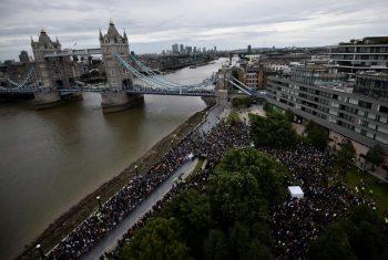 پلیس بریتانیا مردی را در ارتباط با حمله پل لندن دستگیر کرد