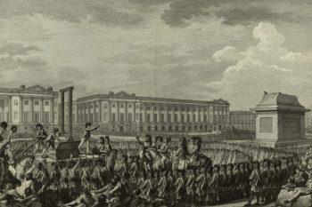 انقلاب فرانسه لویی شانزدهم