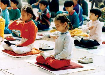 چرا باید مدیتیشن را به بچه ها آموزش دهیم ؟