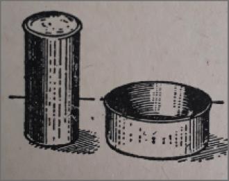 معما: کدام یک از دو ظرف جادارتر است؟