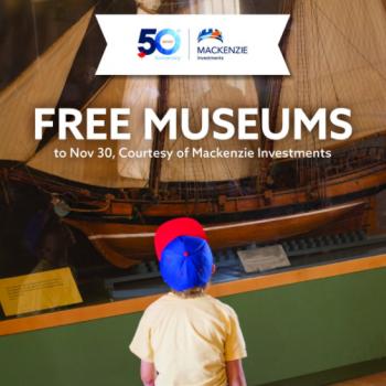 نُه موزه در تورنتو که تا پایان نوامبر بازدید رایگان دارند