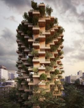 ساختمان درختی