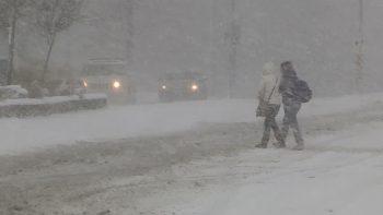 پیشبینی هواشناسی در انتاریو: برای بارش برفی سنگین آماده باشید