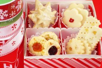 شیرینی های کریسمس