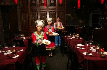 در این رستوران اصیل چینی در تورنتو احساس امپراطور بودن خواهید کرد