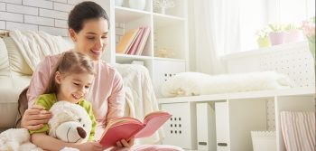 داستانهایی که آرامش را برای فرزندانتان به ارمغان میآورد