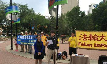 شهروند کانادایی نگران وضعیت مادرش در زندان چین