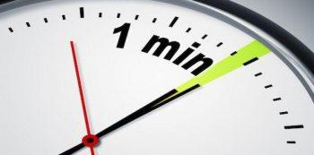 مدیریت یک دقیقهای
