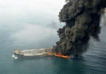 کوتاهی چینیها در نجات سرنشینان نفتکش ایرانی