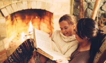 داستانهایی که آرامش را برای فرزندانتان به ارمغان می آورد