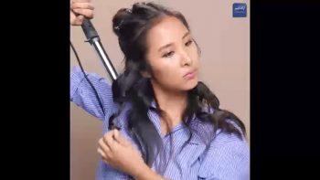 روش های مختلف فر کردن مو با دستگاه فر