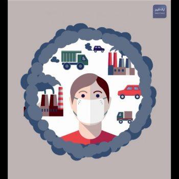 سپر دفاعی در برابر آلودگی هوا