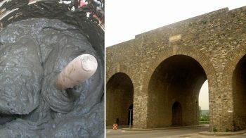آیا می دانید راز ماده غذایی به کار رفته در ساخت دیوار باشکوه چین چیست؟
