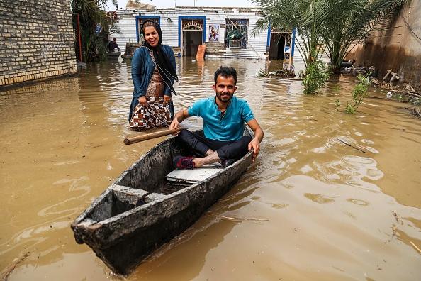 (MEHDI PEDRAMKHOO/AFP/Getty Images)