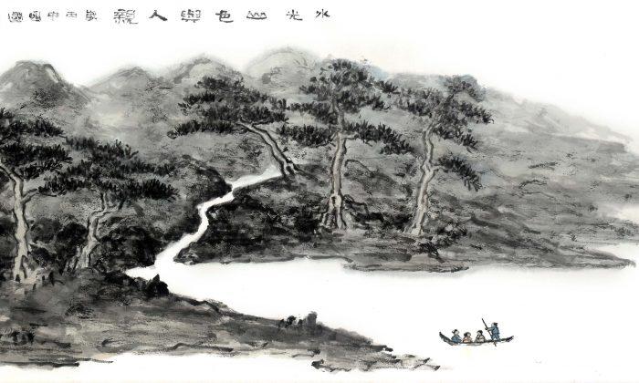 (Sun Mingguo / The Epoch Times)