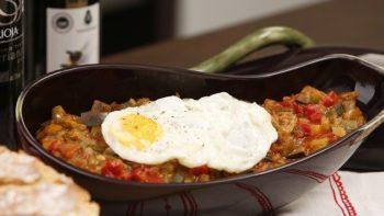 طرز تهیه غذای فرانسوی راتاتویی مانچگو آموزش پخت غذای سریع و ساده و خوشمزه رتتویی مانچگو دستور پخت آسان غذای گیاهی راتاتویی مانچگو غذای فرانسوی لذیذ و سالم