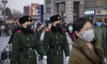 جاهطلبی حزب کمونیست چینو خطر مماشات غرب شکلی از شرارت که هرگز در این سیاره دیده نشده بود مردم زمانی از خواب بیدار میشوند که زندگی خودشان در معرض خطر باشد