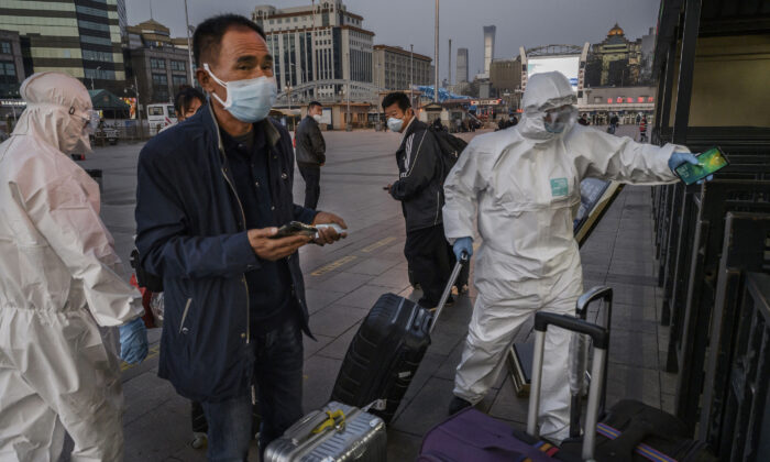 دولتهای غربی با درک ماهیت واقعی حزب کمونیست چین برای مسئول دانستن و پاسخگویی آن برای قصورش که منجر به پاندمی ویروس کرونا شد، اقداماتی انجام میدهند