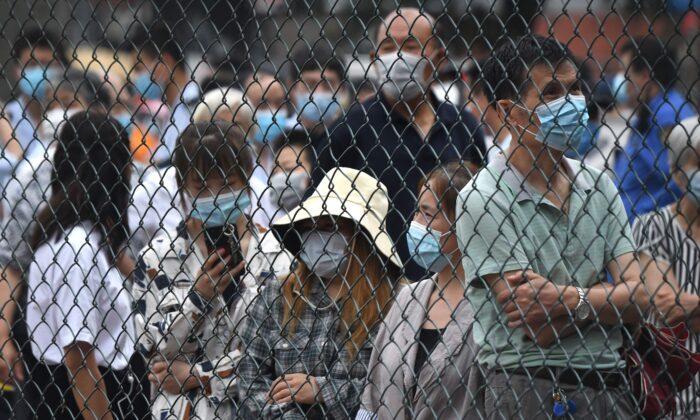 موج جدید شیوع کرونا در پکن کووید ۱۹ بیمارستان آزمایش پیشگیری محدودیت حزب کمونیست چین ویروس شیوع درمان اطلاعات ویروس مسافران