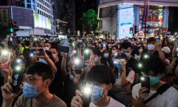 قانون امنیت ملی هنگ کنگ و دیوار برلین مظهر مرز جداکننده مشخصی بین کمونیسم و جهان آزاد، اما پایان جنگ سرد، کمونیسم و آسیبش به بشریت را کاملاً ازبین نبرد