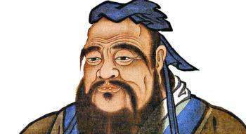 داستان لائوذی بنیانگذار دائوئیسم نویسنده مشهوردائو دِ جینگ براساس سوابق تاریخی موجود، فلسفه لائوذی با سه كتاب باستانی ارتباط نزدیكی دارد مثلا کتاب تغییرات