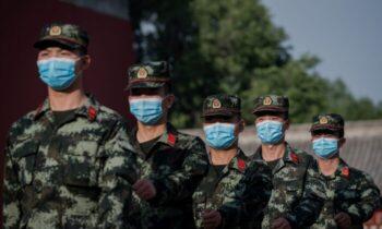 در خصوص ارتباط با ارتش چین در خصوص ارتباط با ارتش چین کنسولگریهای چین در آمریکا جاسوسان چینی ویزای غیرمهاجرتی ارتش چین کالیفرنیا