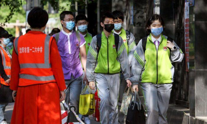 موج جدید شیوع ویروس حزب کمونیست چین در شهر دالیان در شمال شرقی چین، دستکم به شش شهر و سه شهرستان گسترش یافته است. این ویروس همچنین در استانهای جیلین شیوع