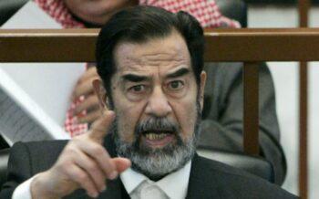 مروری بر تاریخچه فروپاشی دیکتاتوریها رژیم صدام حسین در عراق با سرنوشت مشابهی روبرو شد. در این موارد، نهتنها مقصرین اصلی بلکه همدستان محاکمه و مجازات شدند