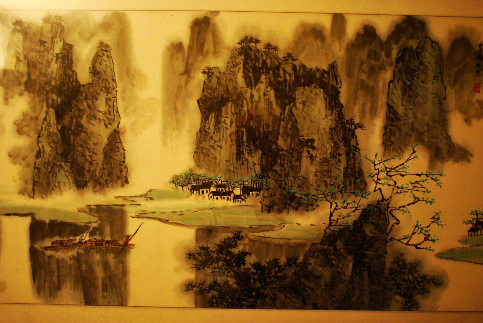 آیا وقوع بلایای طبیعی مانند زلزله تصادفی است؟ مردم چین باستان اعتقاد داشتند که همه این بلایا دلایلی پشت خود دارند و توسط موجودات الهی ترتیب داده میشوند