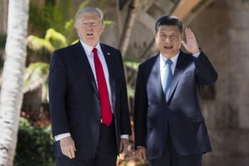 همهگیری کرونا ترامپ رهبر چین کرونا سینکیانگ اپلیکیشنهای چینی تیکتاک و ویچت ویروس معاهدههای تجاری نقض حقوق بشر کنسولگری