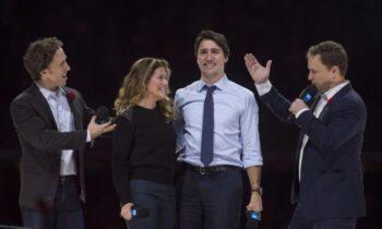 موسسات خیریه کانادا WE وی چریتی خیریهها همسر جاستین ترودو نخست وزیر کانادا مناقصه رسوایی کاناداییها اهداء دولت فدرال