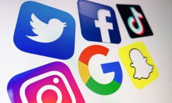فیس بوک آلفابت (شرکت مادر گوگل)، بزرگترین شرکت حامی بایدن با ارائه کمکی حدود ۲ میلیون دلار است. مایکروسافت و آمازون حدود یک میلیون دلار