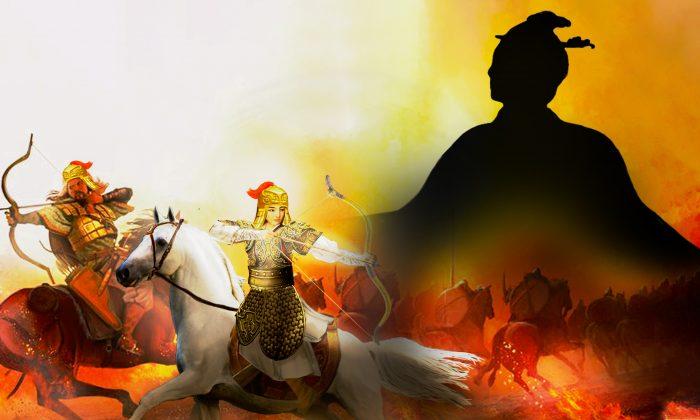 ملکه جنگاوری که پیش از مولان میزیست سلسله شانگ که ۱۶۰۰ سال پیش از میلاد بنیانگذاشته شده بود، نمایانگر عصری طلایی در تمدن چین باستان است.
