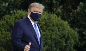 خوشحالی مردم چین از ابتلای ترامپ به ویروس کرونا انعکاسی از آموزش خصومت در داخل چین دربارۀ ایالات متحده توسط حزب کمونیست چین است