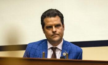 کنگره مت گیتز، نماینده فلوریدا میگوید که آرای کالج الکترال را در ۶ ژانویه به چالش میکشد جمهوریخواهان موفق به کسب حمایت کافی از سوی مس