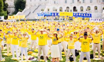 فالون گونگ بیش از ۹۰۰ قانونگذار در ۳۵ کشور و منطقه بیانیه مشترکی را امضا کردند که خواستار توقف آزار و شکنجه فالون گونگ است سازمانهای حقوق
